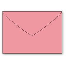 Kirjekuori Papperix C7 Vaaleanpunainen 5-pakkaus