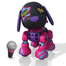 Zoomer Zuppy Love Pupstar -interaktiivinen robottikoira