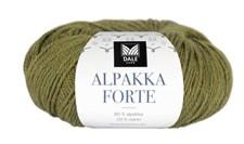 Dale Garn Alpakka Forte 50 g keväänvihreä meleerattu 706