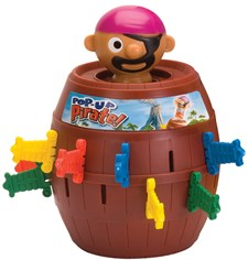 Pop Up Pirate, Tomy