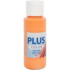 Plus Color hobbymaling, 60 ml, pumpkin