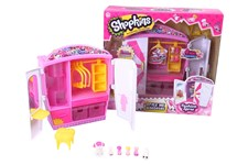 Style Me Wardrobe Playset, Fashion Spree, Shopkins