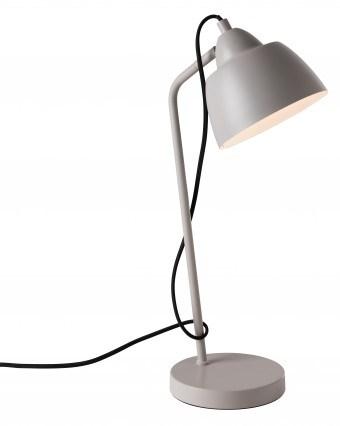 Watt & Veke Charlie Bordslampa D  15 cm H  49 cm Grå - bordslampor