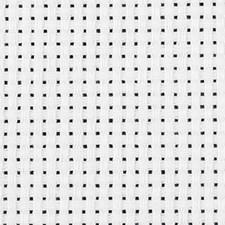 Aida-kangas, lev. 150 cm, 3 m, valkoinen