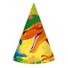 Dinosaurie partyhattar 6f82a9fccff26