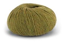 Knit At Home Classic Alpaca Wool Garn Ullmix 50 g Grønn Melert 525