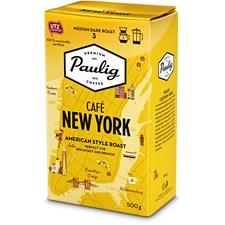 Paulig Café New York Kaffe Malet 500 g