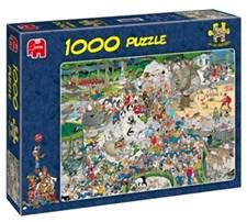 """Palapeli 1 000 palaa """"Zoo"""""""