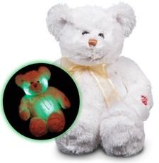Blushing Bear Nattlampa