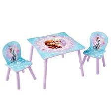 Möbelset, Bord & 2 stolar, Frozen