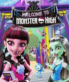 Monster High - Välkommen till Monster High (Blu-ray)