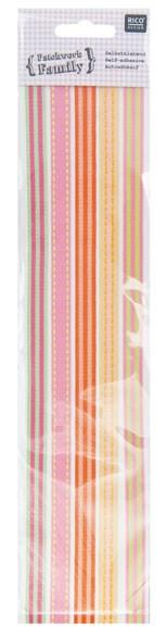 Selvklebende bånd, diverse Striper