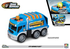 City Service Fleet, Garbage truck