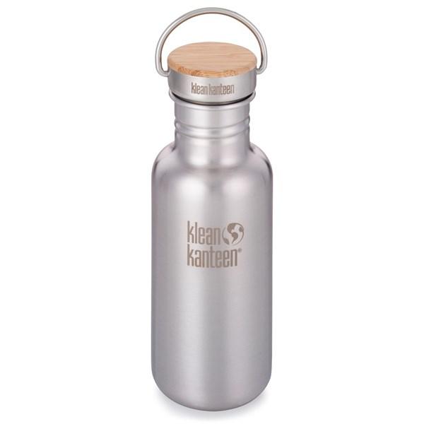 Klean Kanteen Reflect Flaska 0.532 L Borstat Rostfritt Stål