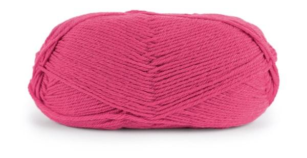 Dale Garn Baby Ull 50 g Pink 4516