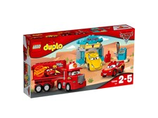 Flos kafé, LEGO DUPLO Cars (10846)