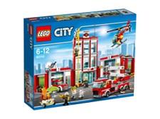 Brandstation, LEGO City Fire (60110)
