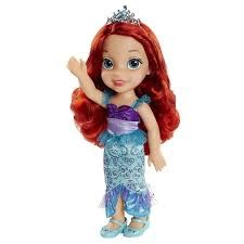 Disney Princess Toddler Doll Ariel 38 cm
