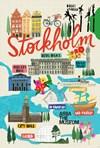 Stockholm, muistikirja, jumbo 100 sivua