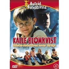 Kalle Blomkvist - Mästerdetektiven lever farligt