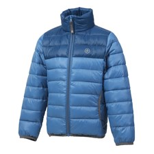 King padded jacket Quilted, Jeansblå, Color Kids