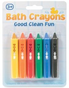 Fargestifter til badestunden