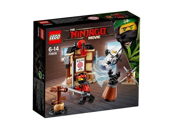 Spinjitzu-trening, LEGO Ninjago (70606)