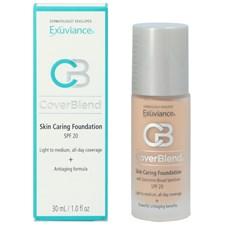 Exuviance Skin Caring Foundation SPF 20: Warm Beige 30ml