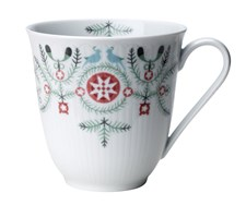 Rörstrand Swedish Grace Winter Mugg 30 cl Vit