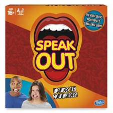 Speak Out Refresh, Hasbro (SE/FI)