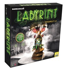 Labyrint 3.0, spel