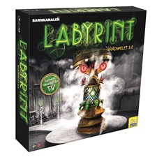 Labyrint 3.0, spel (SE)