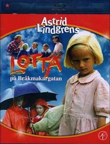 Lotta på Bråkmakargatan (Blu-ray)