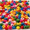 Treperlemix, ass. farger, dia. 4 mm, hullstr. 1-1,5 mm, 15 g/ 1 pk.