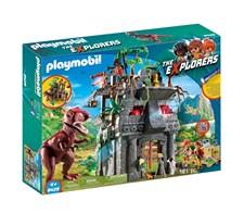 Basläger med T-Rex, Playmobil The Explorers (9429)