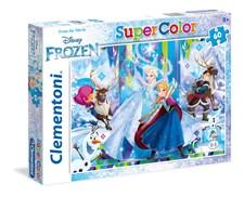 Pussel Disney Frozen, 60 bitar, Clementoni
