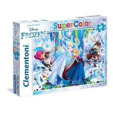 Puslespill, Disney Frost, 60 brikker, Clementoni