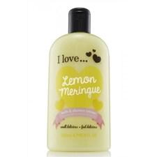I Love... Lemon Meringue Bath & Shower Crème 500ml