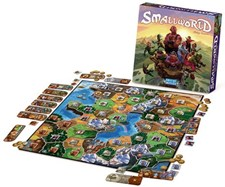 Smallworld, Strategispel