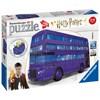 Night Bus Harry Potter, 3D Puslespill, 216 brikker, Ravensburger