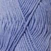 Drops, Cotton Light Uni Colour, Garn, Bomullmiks, 50 g, Blåklokke 33