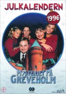 Mysteriet på Greveholm (2-disc)