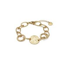 Bud To Rose/Giza Armband Guld