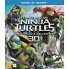 Teenage Mutant Ninja Turtles - Out of the shadows (Blu-ray 3D + Blu-ray)