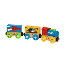 Syntymäpäiväjuna, Brio-puurautatie