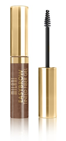 Milani Easybrow Tinted Fiber Gel - Medium Brown