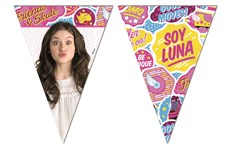 Disney Soy Luna Flagg-Banner