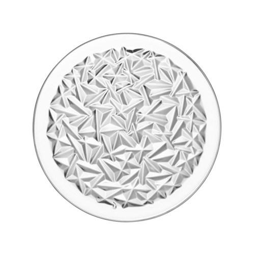 Orrefors Carat Tallrik 27 cm Klar (klar) - fat & serveringsskålar