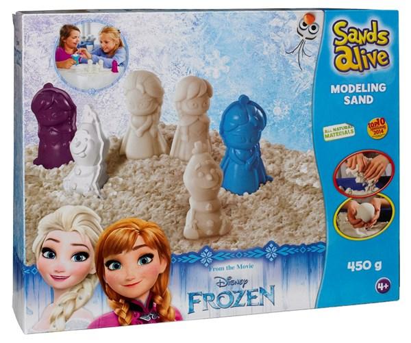 Disney Frost, Sands Alive
