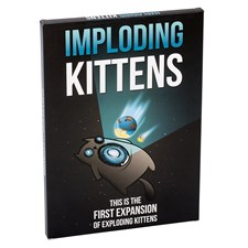 Imploding Kittens, Original Edition, English